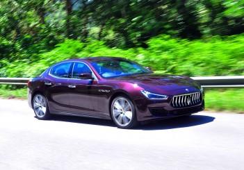 Maserati Ghibli - 01