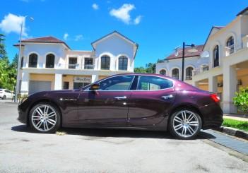 Maserati Ghibli - 20