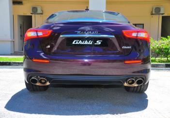 Maserati Ghibli - 33