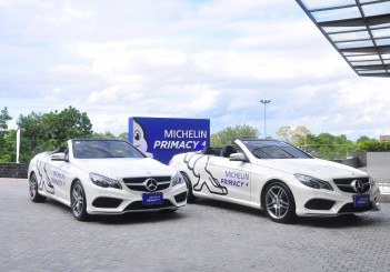 Michelin Primacy 4 - 01 Mercedes-Benz E 200 convertible