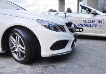 Michelin Primacy 4 - 03 Mercedes-Benz E 200 convertible