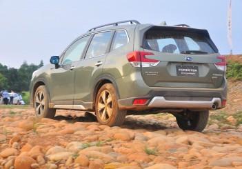 Subaru Forester drive in Taiwan - 54