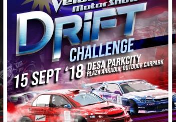 Velocity Motor Show 2018 - 04 DRIFT