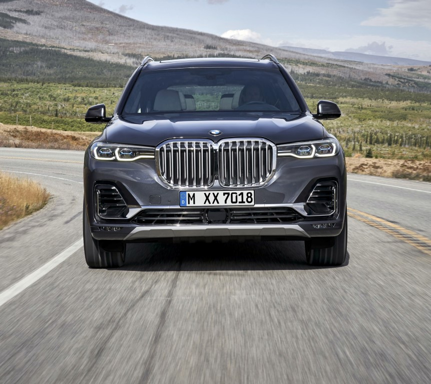 Bmw X7 Interior: BMW X7: Market Launch In March 2019