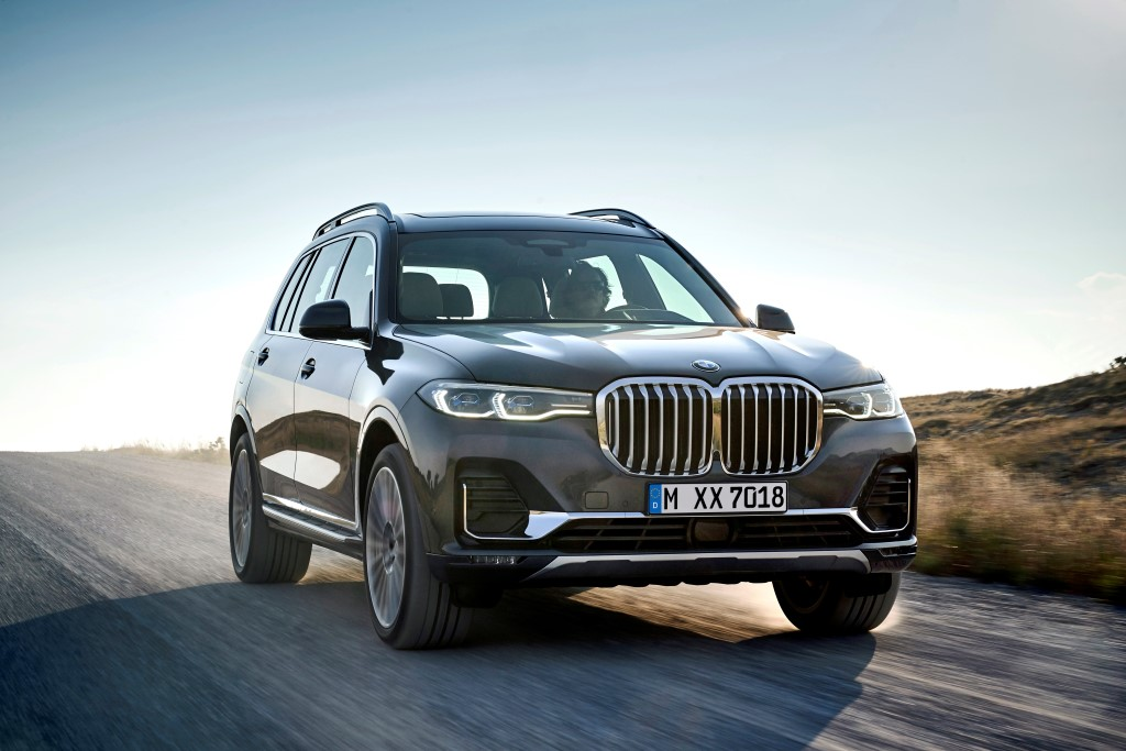 2019 BMW X7 (11)