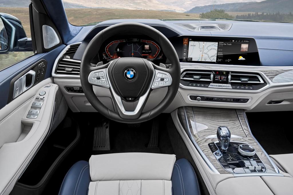 2019 BMW X7 (7)