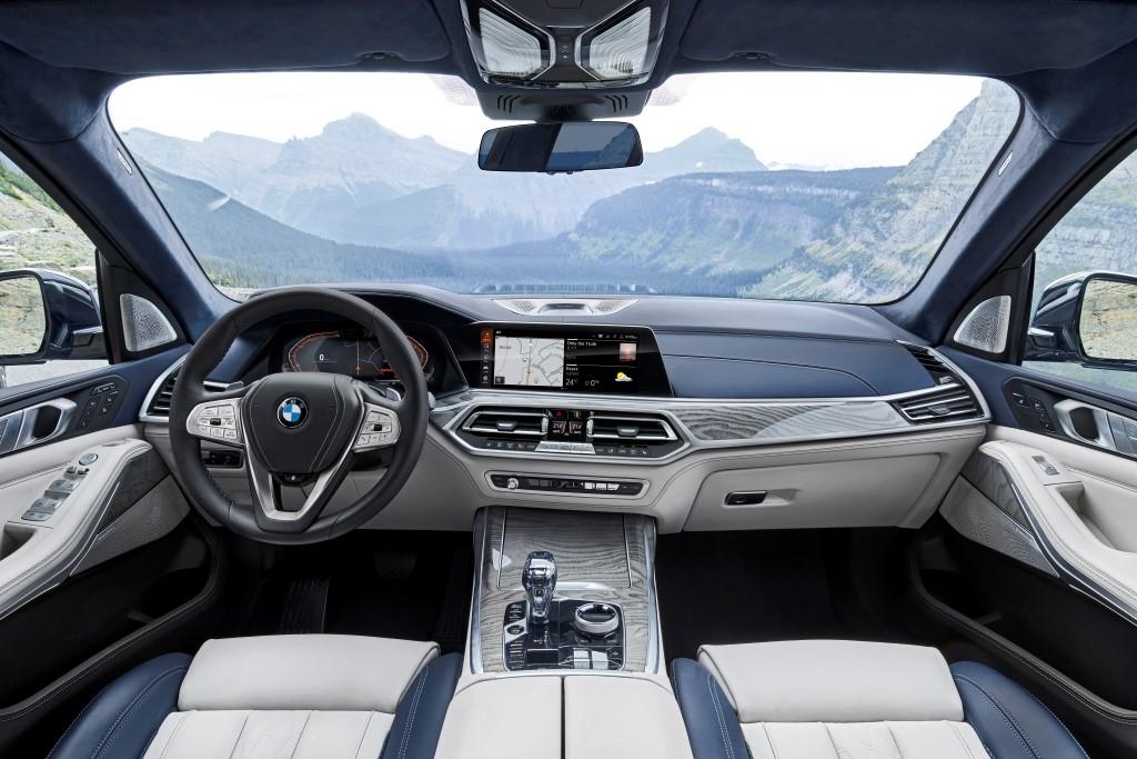 2019 BMW X7 (9)