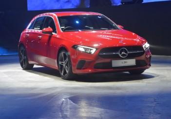 2019 Mercedes-Benz A 200 Progressive Line (2) (Custom)