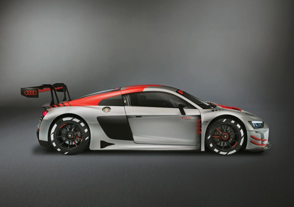 Audi R8 LMS GT3 (2019) - 02