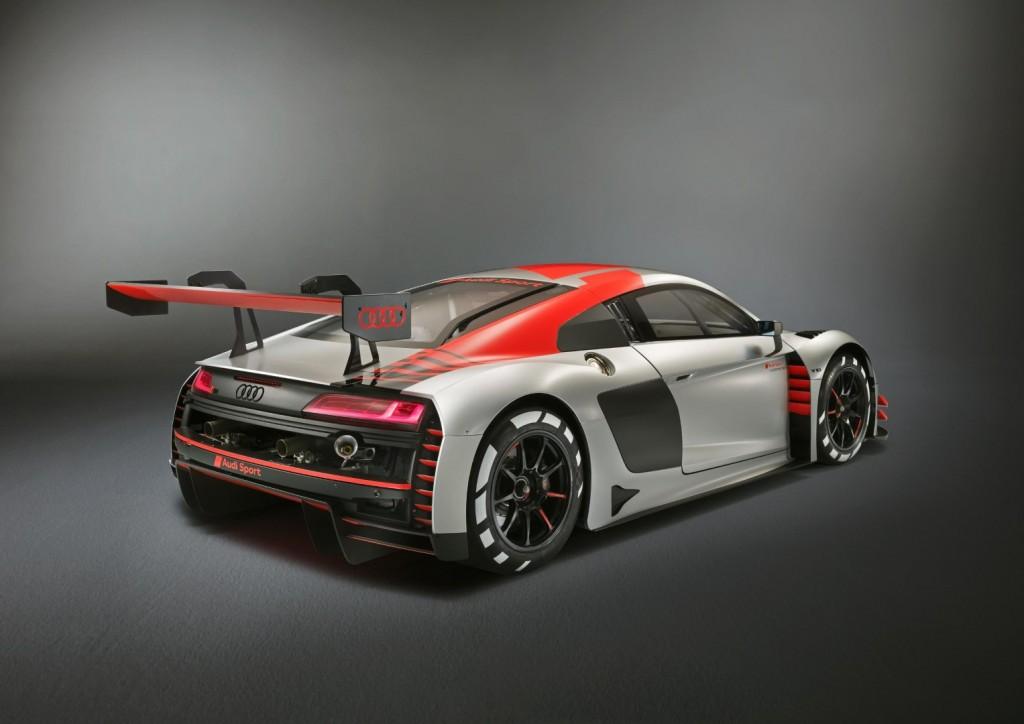 Audi R8 LMS GT3 (2019) - 03
