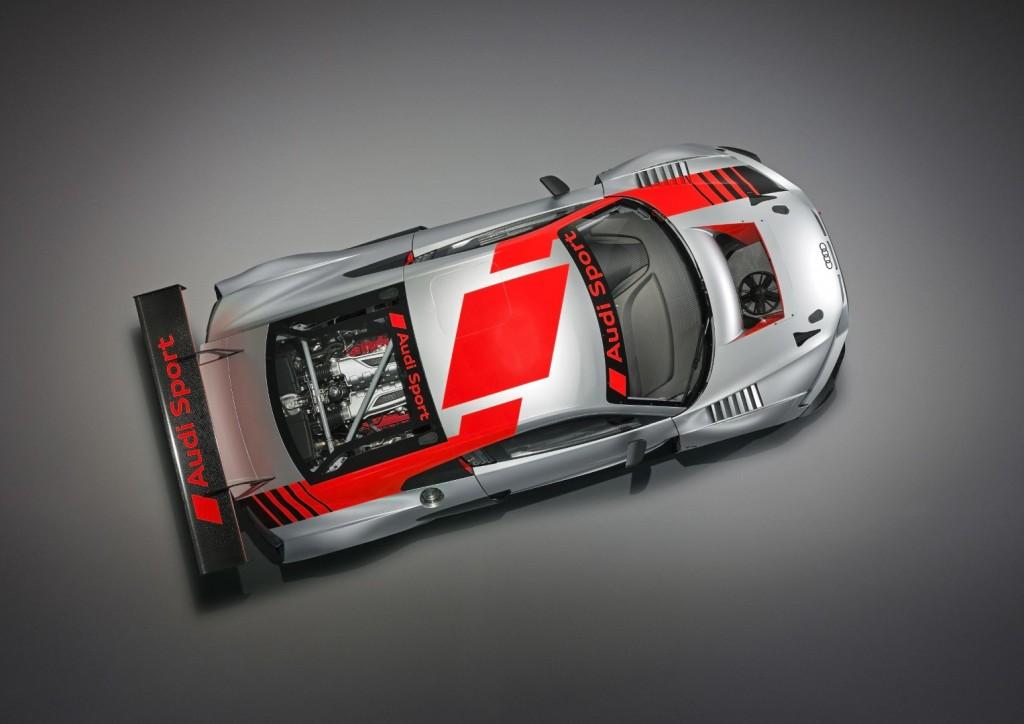 Audi R8 LMS GT3 (2019) - 04