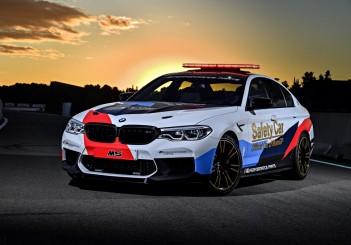 BMW M5 MotoGP Safety Car (17) (Custom)