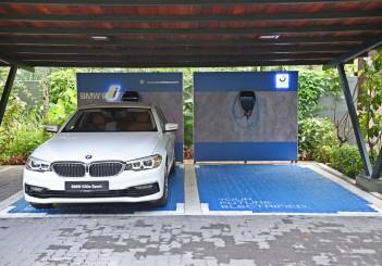 BMW i Charging Facility - 01