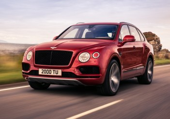 Bentley Bentayga V8 - 01