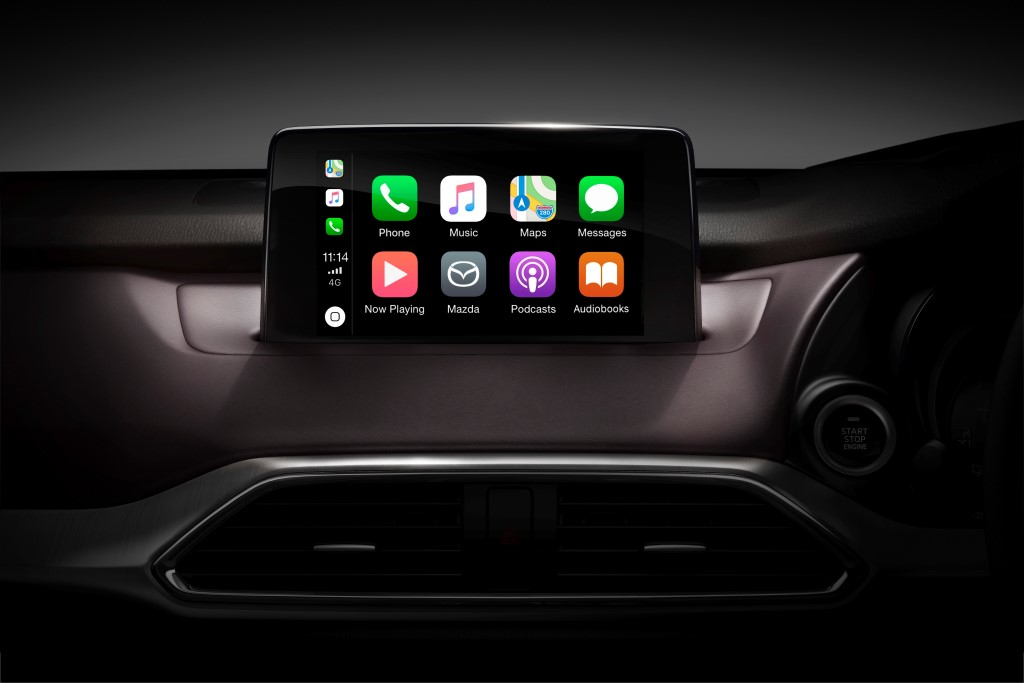 2018 mazda cx 9 update apple carplay and android auto 360. Black Bedroom Furniture Sets. Home Design Ideas
