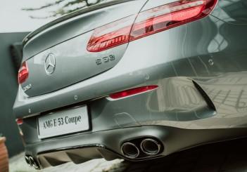 Mercedes-AMG E 53 Coupe (25) (Custom)