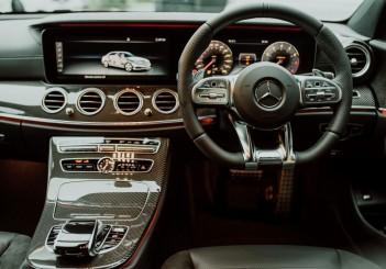 Mercedes-AMG E 53 Sedan (12) (Custom)