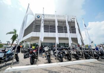 Millennium Welt Introduces New BMW Motorrad Dealership in Kuantan (5) (Custom)