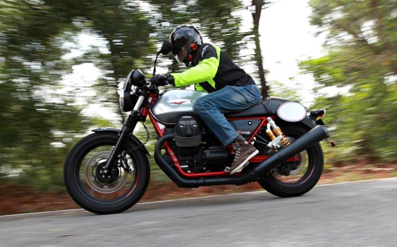 Moto Guzzi V7 Iii Racer Going Retro With Style Carsifu