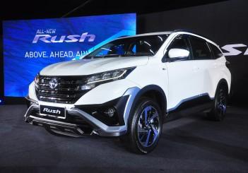 Toyota Rush (Mk2) - 01