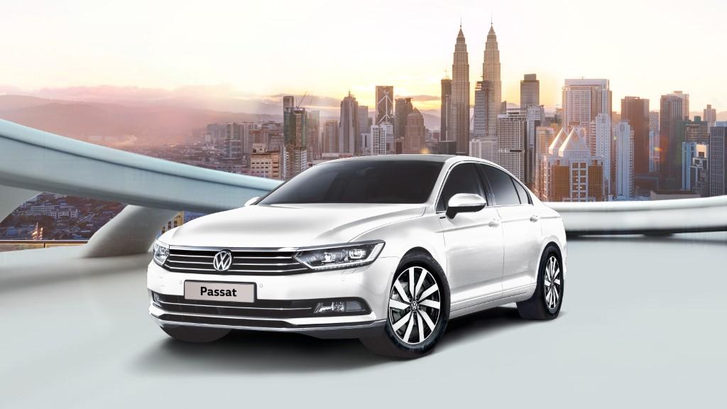 Volkswagen Passat JOIN (Custom)
