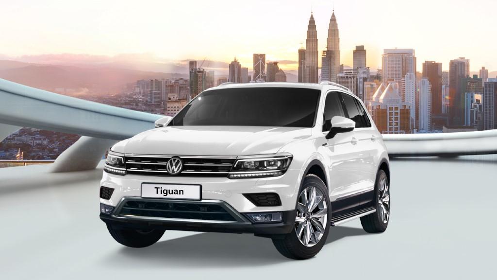 Volkswagen Tiguan JOIN (Custom)