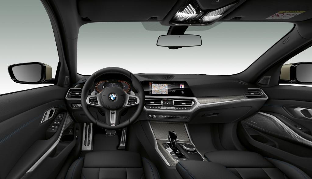 2019 BMW M340i xDrive sedan (6)