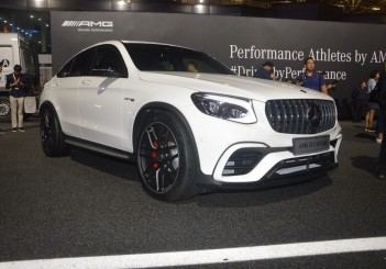 2019 Mercedes-AMG GLC 63 S 4MATIC Coupe (17)