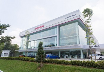 02 The opening of the Honda 3S Centre marks the second Honda dealership of Yong Ming Motor Sdn Bhd
