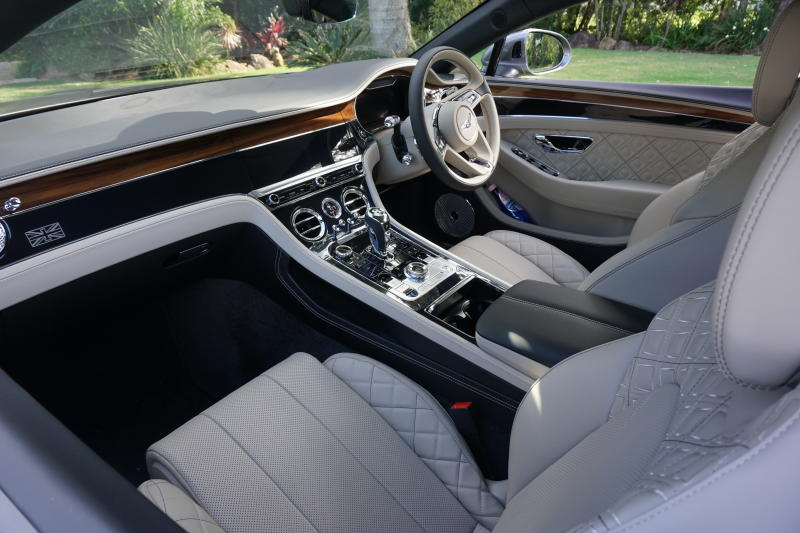 2019 Bentley Continental GT (13)