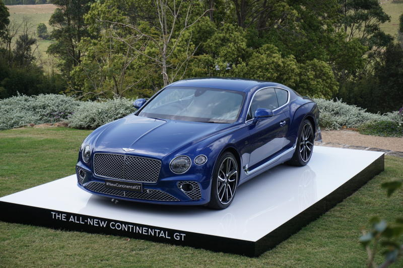 2019 Bentley Continental GT (14)