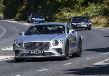 2019 Bentley Continental GT (18)