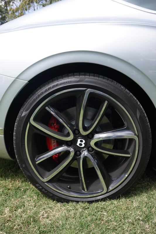 2019 Bentley Continental GT (4)