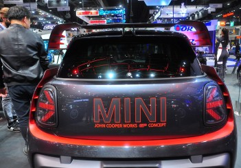 MINI John Cooper Works GP Concept - 11