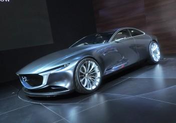 Mazda Vision Coupe - 01