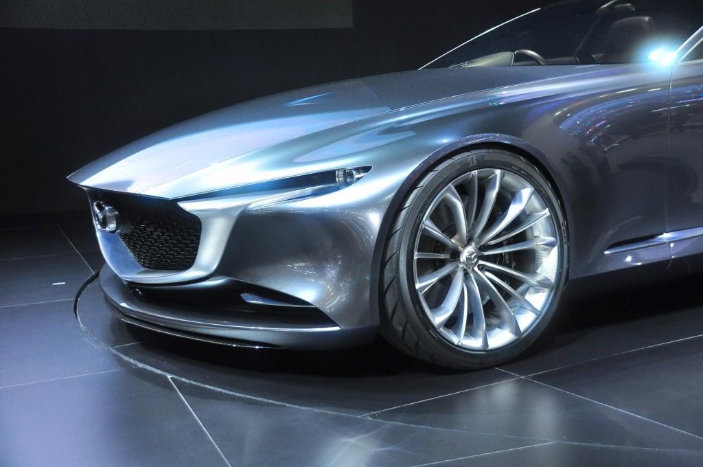 Mazda Vision Coupe - 02