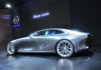 Mazda Vision Coupe - 04