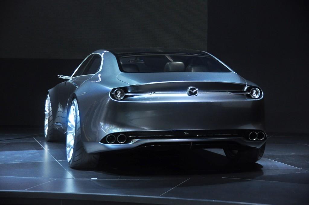 Mazda Vision Coupe - 05