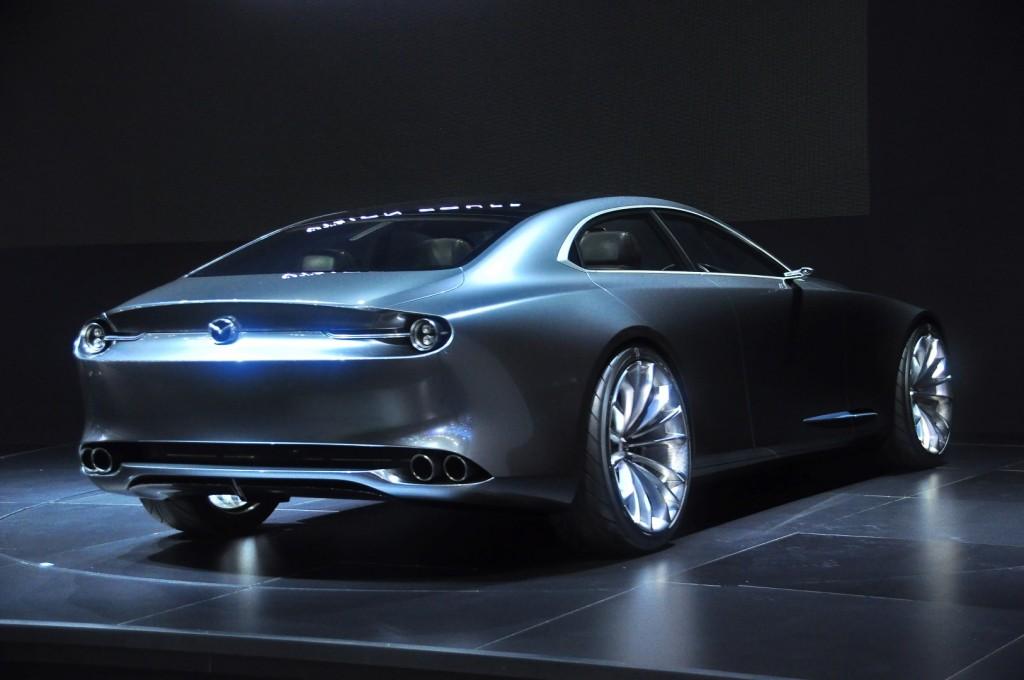 Mazda Vision Coupe - 06