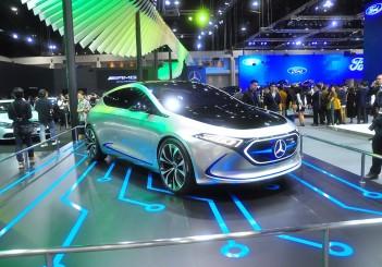 Mercedes-Benz Concept EQA - 01