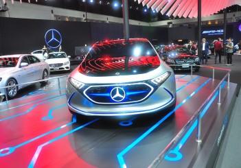 Mercedes-Benz Concept EQA - 03