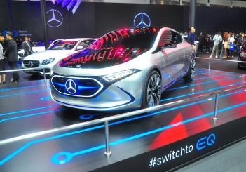 Mercedes-Benz Concept EQA - 04