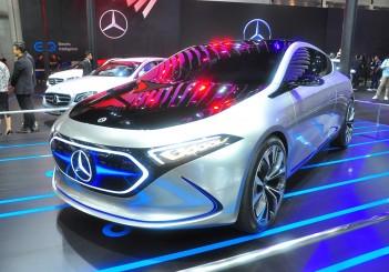 Mercedes-Benz Concept EQA - 05