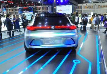 Mercedes-Benz Concept EQA - 09