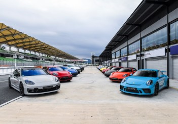 Porsche Experience Centre (PEC) Sepang (1)