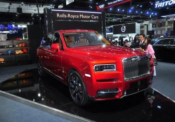 Rolls-Royce Cullinan - 01