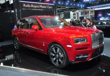 Rolls-Royce Cullinan - 02