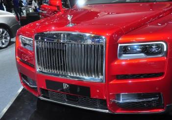 Rolls-Royce Cullinan - 10