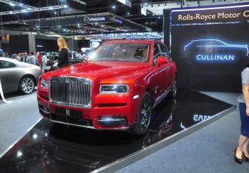 Rolls-Royce Cullinan - 59
