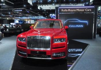 Rolls-Royce Cullinan - 60